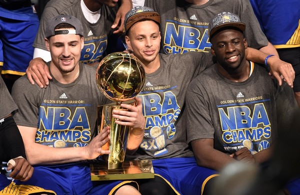 golden state champions finales NBA